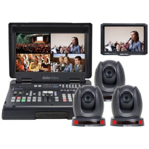 Datavideo HS-1600T Mobile Studio Kit