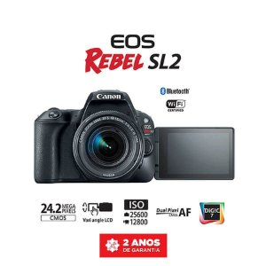 Canon EOS Rebel SL2