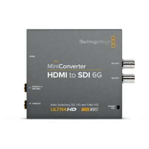 Blackmagic Mini Conversor HDMI para SDI 6G