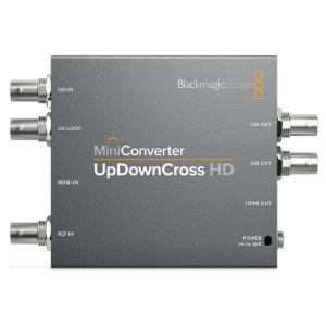 Blackmagic Mini Conversor UpDownCross HD