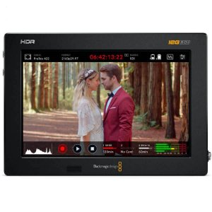 "Blackmagic Video Assist 7"" 12G-SDI HDMI HDR"