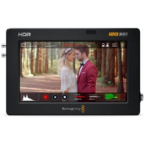 "Blackmagic Video Assist 5"" 12G-SDI HDMI HDR"