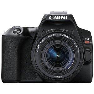 Canon EOS Rebel SL3 com Lente EF-S 18-55mm
