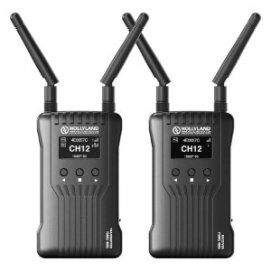 Hollyland Mars 400S SDI/HDMI Sistema de Vídeo Transmissão Sem Fio