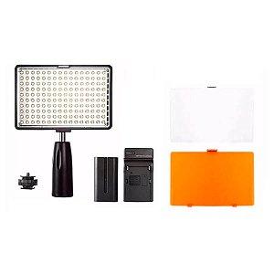 Iluminador LED Greika TL-180S
