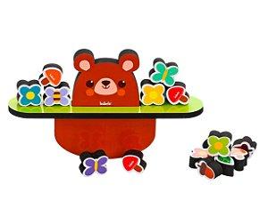 Equilibre o ursinho