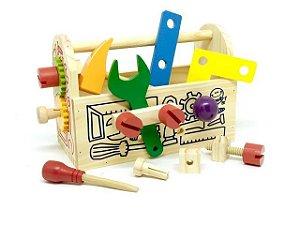 Caixa de ferramentas - gire e crie