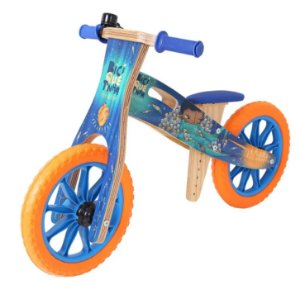 Bicicleta de equilíbrio - Sonhar