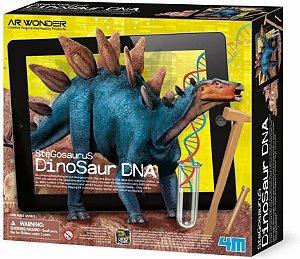 Estegossauro Dino DNA - Kit de escavação
