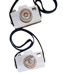 Câmera fotográfica lúdica - preta