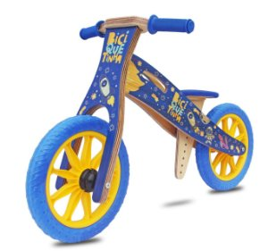 Bicicleta de equilíbrio - Astronauta
