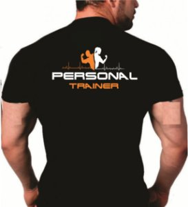 Camiseta Personal Trainer Create 3 Dry Fit 100% Poliamida!