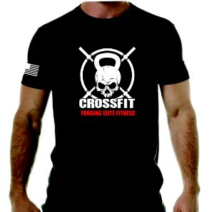 Camiseta Crossfit Forging Elite Fitness