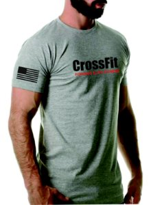 Camiseta Crossfit elite fitness