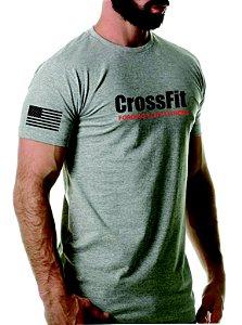 Camiseta Crossfit elite fitness