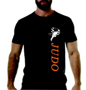 Camiseta Judô 100% algodãov- Two2 Create