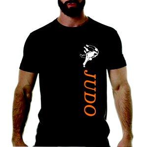 Camiseta Judô 100% algodãov- Two2 Create