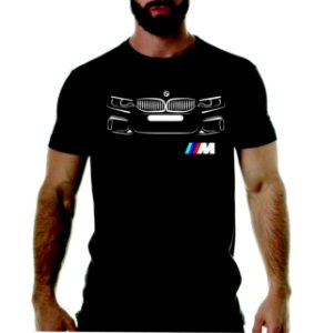 Camiseta Bmw M Performance frente