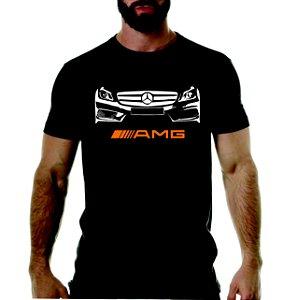 Camiseta Mercedes Amg frente