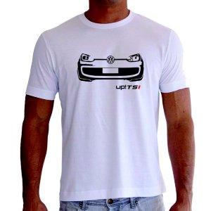 Camiseta VW Up TSi Turbo