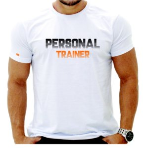 Camiseta Personal Trainer Dry Fit P10