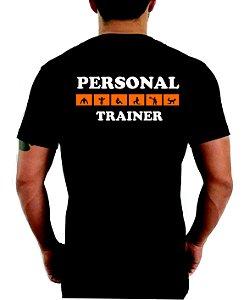 Camiseta Personal Trainer 100% algodão P03