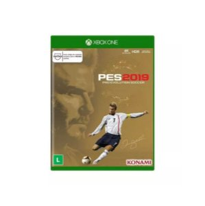 Jogo Game Pro Evolution Soccer PES 2019 David Beckham Edition Xbox  - Konami