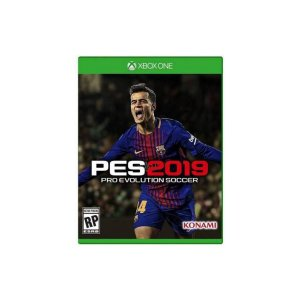 Game Jogo Pro Evolution Soccer PES 2019 Xbox - Konami