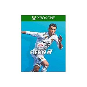 Game Jogo Fifa 2019 Xbox - Microsoft