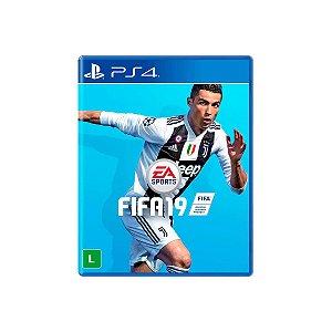 Game Jogo Fifa 2019 Ps4 - Sony