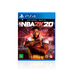 Jogo Game NBA 2K20 Ps4 - Sony