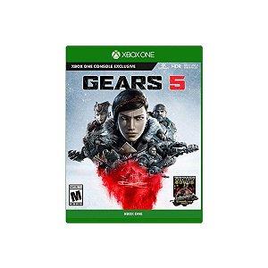 Jogo Game Gears 5 Xbox One - Microsoft