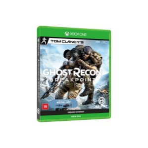Jogo Game Game Ghost Recon Breakpoint Xbox One - Microsoft