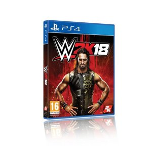 Jogo Game WWE 2K18 PS4 - Sony