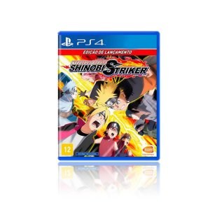Jogo Game Naruto to Boruto Shinobi Striker - PS4