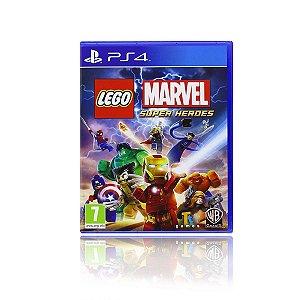 Jogo Game Infantil Lego Marvel Super Heroes