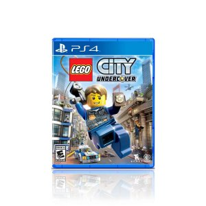 Jogo Game Infantil Lego City Undercover - PS4