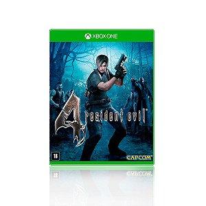 Jogo Game Resident Evil 4 Remastered - Xbox One