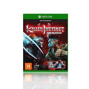 Jogo Game Killer Instinct - Xbox One