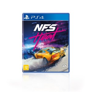 Jogo Game Need For Speed Heat - PS4