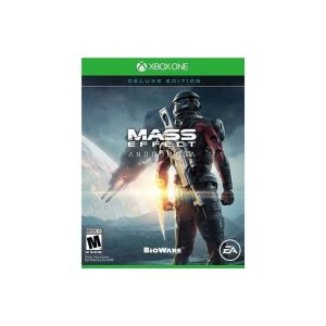 Jogo Game Mass Effect Andromeda Deluxe Edition - Xbox One