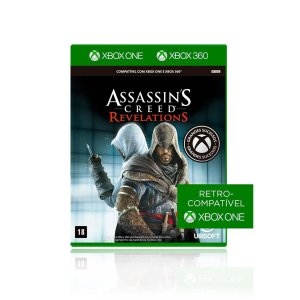 Jogo Game Assassin's Creed Revelations - Xbox One