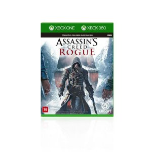 Jogo Game Assassin's Creed Rogue - Xbox One