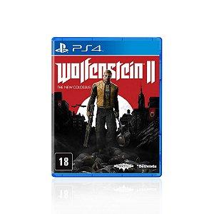 Jogo Game Wolfenstein II - PS4
