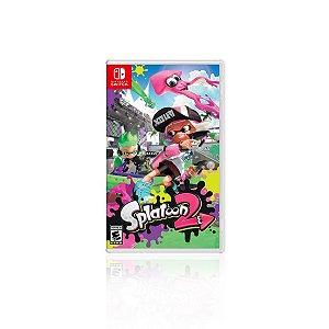 Jogo Game Infantil Splatoon 2 - Nintendo