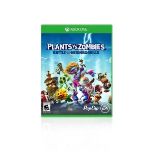 Jogo Game Infantil Plants vs Zombies Battle for Neighborville - Xbox One