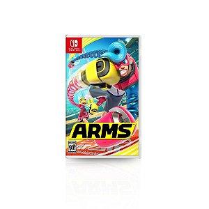 Jogo Game Infantil Arms - Nintendo