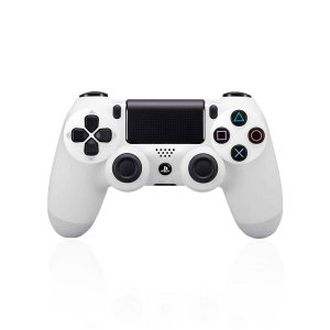 Controle Joystick Ps4 Sem Fio Dualshock 4 Original Branco - Sony