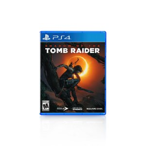 Jogo Game Shadow Of The Tomb Raider - PS4