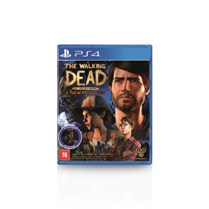Jogo Game The Walking Dead A New Frontier - PS4